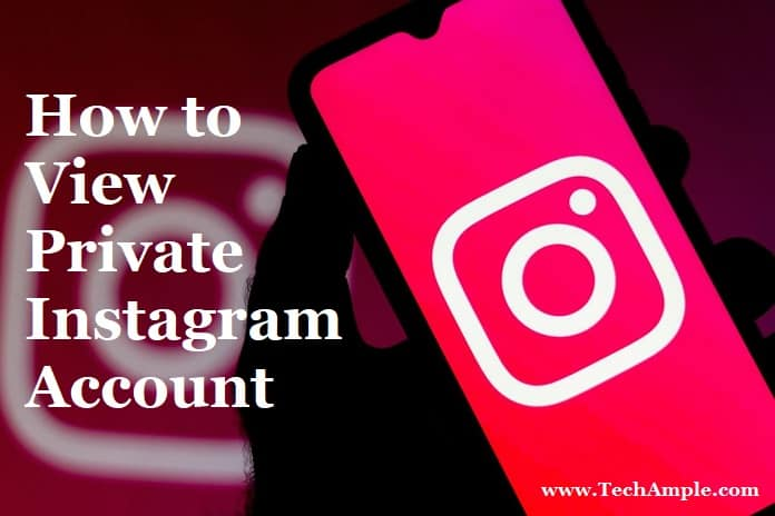 How to View Private Instagram